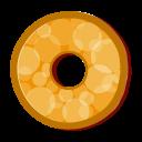 disc marble icon