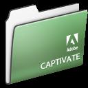 captivate, adobe, folder icon
