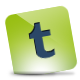Green, Hover, Tumblr icon
