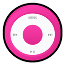 Ipod, Pink icon
