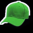 hat,baseball,green icon