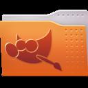 Places folder gimp icon