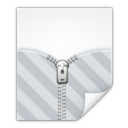 Mimetypes application x gzip icon