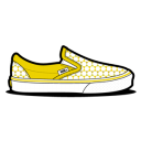 Vans Star Yellow icon