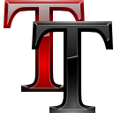 configure, configuration, desktop, preference, config, setting, font, option icon
