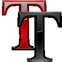 desktop,font,preference icon