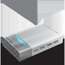 vista, wifi, wireless, modem icon