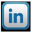 in, linkedin, linked icon