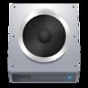 hdd,audio,harddisk icon