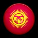flag,kyrgyzstan,country icon