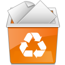 people, trash can, human, full, new, account, user, profile icon