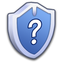 Question, Security icon