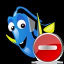 delete,fish,animal icon