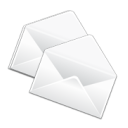 stock, message, multiple, open, email, envelop, mail, letter icon