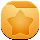 folder, favourites icon
