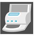 printer,and,fax icon