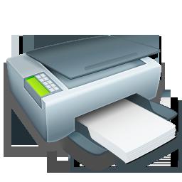 paper, file, print, printer, document icon