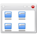 calendar, schedule, month, date, view icon