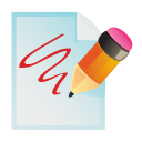 paper, edit, file, write, writing, document icon