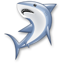 fish, wireshark, animal, shark icon