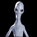 alien,abduction icon