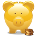pig,money icon