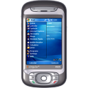 htc, smart phone, handheld, htc hermes, hermes, cell phone, mobile phone, smartphone icon