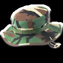hat,camo icon