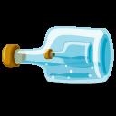 bottle in the bottle icon