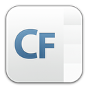 coldfusion, adobe icon