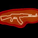 ak47,gun icon