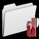 Folder d icon
