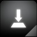 harddisc,glow icon