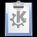 klipper,dock,clipboard icon