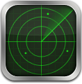 Finder, Wifi icon