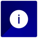 information, info, knowledge icon