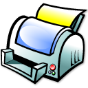 Print manager icon
