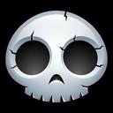 dead, halloween, skeleton, monster, bones, skull icon