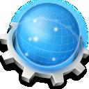 preferences, tools, internet icon
