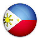 of, flag, philippines icon