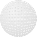 golf, ball icon