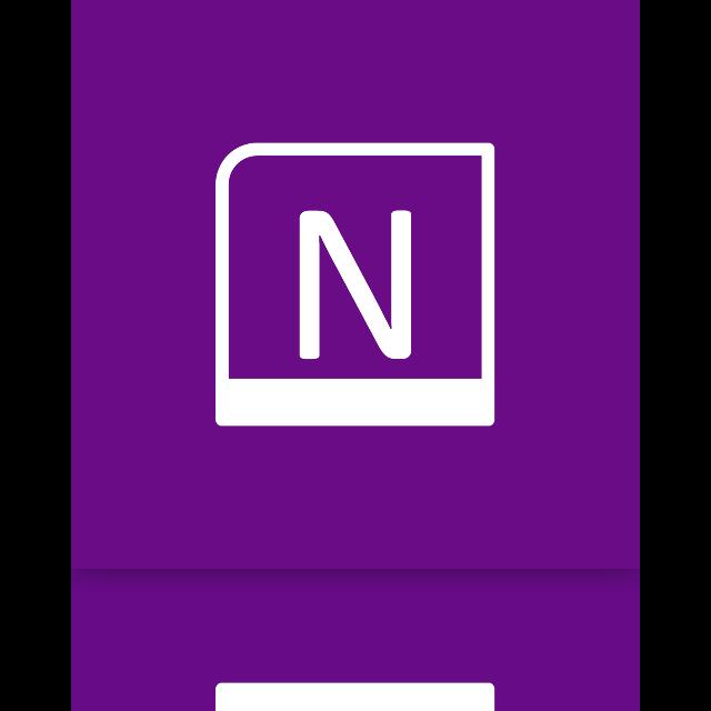 mirror, alt, onenote icon