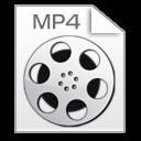 Mimetypes mp 4 icon