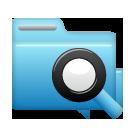 search, find, folder, seek icon