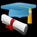 qualification, history icon