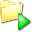 program, document, file, folder, paper icon
