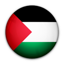 palestine, flag, of icon