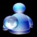 msn,buddy,web icon