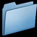 generic, blue icon