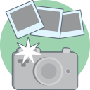 digital, photography, photo, camera icon